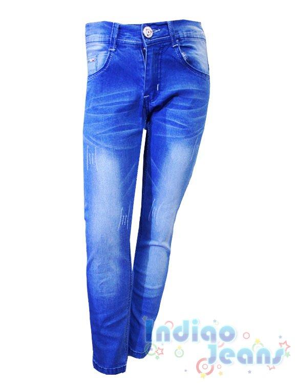 Индиго джинс