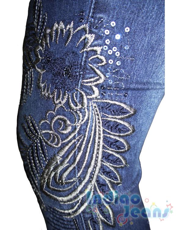 джинсы для девочек сшить самой.