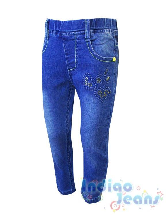 Одежда для девочек джинсы