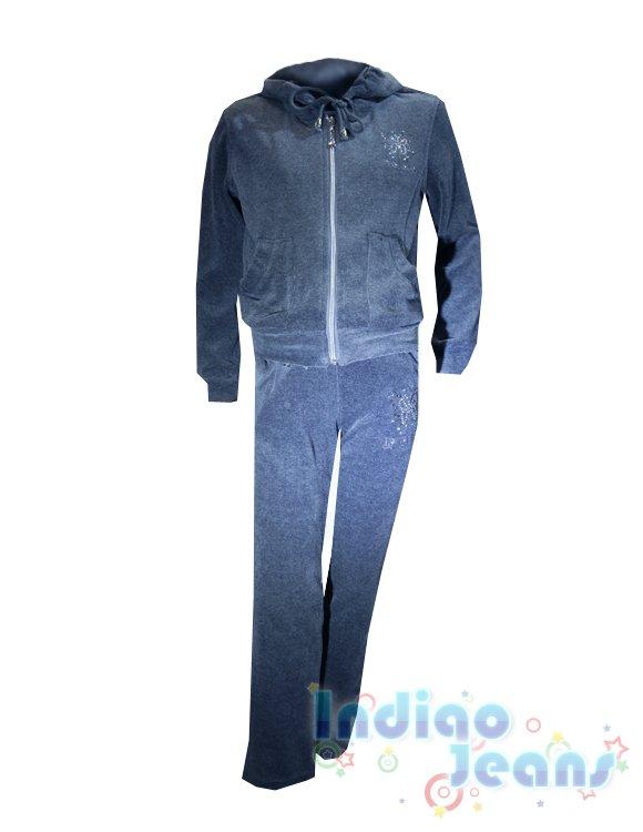 Джинсовые костюмы женские